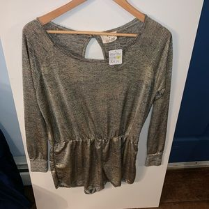 Pins and Needles Anthropology Women's Top